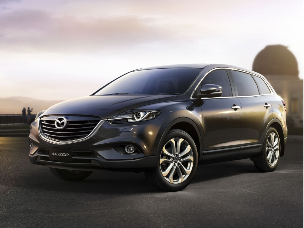 2013 Mazda CX-9 Review, Photos & Price