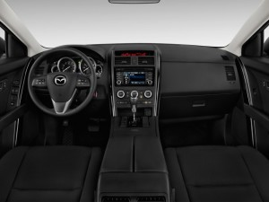 CX-9 Interior Dashboard