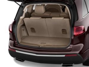 2013 Acura MDX Cargo