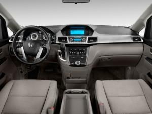 2013 Honda Odyssey Dashboard Interior