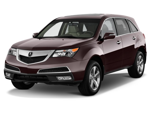 2013 Acura MDX Review, Photos & Price
