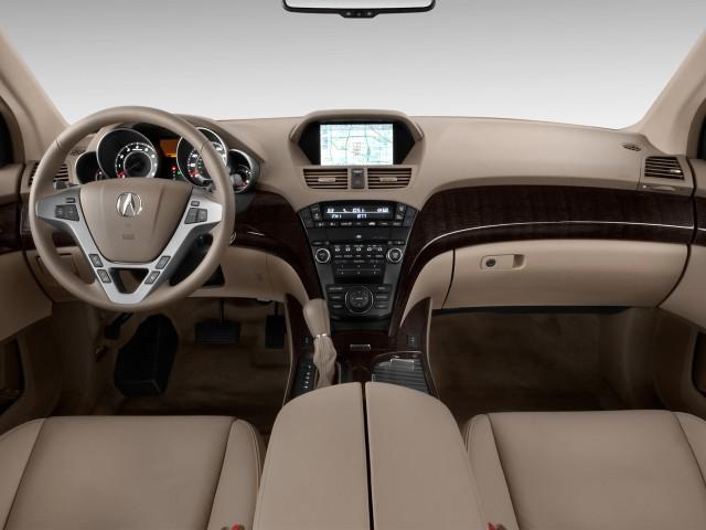 Acura Mdx Interior Dashboard