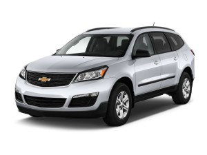 Chevy Traverse Front