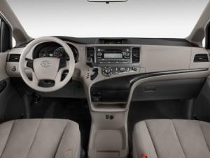 Sienna Interior Dashboard