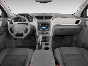 Traverse Interior Dashboard
