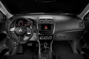 Mitsubishi Outlander Dash