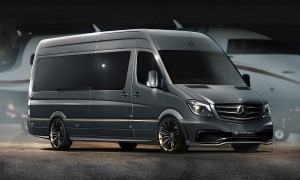 2015 Mercedes Benz Sprinter
