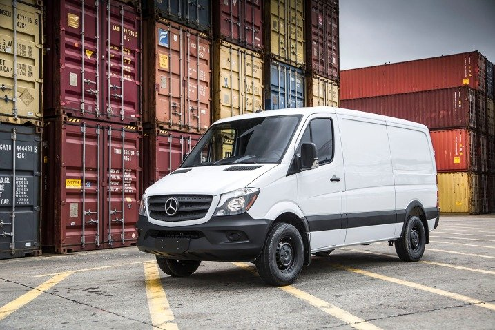 2016 Mercedes Benz Sprinter