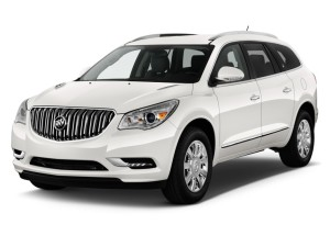Buick Enclave Front View