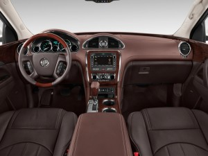 Buick Enclave Interior Dashboard