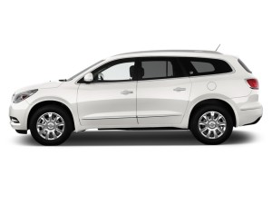 Buick Enclave Side View