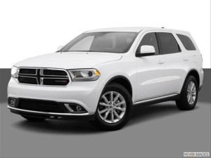 Dodge Durango Front View