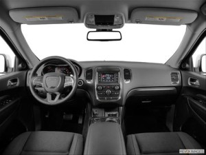 Dodge Durango Interior Dashboard