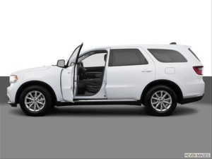 Dodge Durango Side View