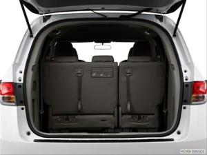 Honda Odyssey Cargo