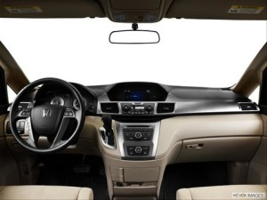 Honda Odyssey Interior Dashboard