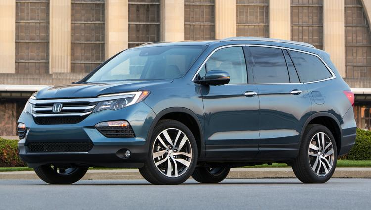 2016-Honda-Pilot-Front
