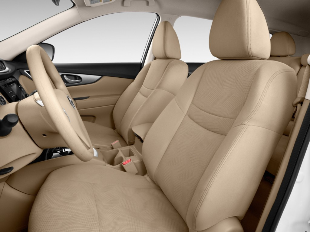 Nissan Rogue Seating >> 2016 Nissan Rogue Review Price Seating Options
