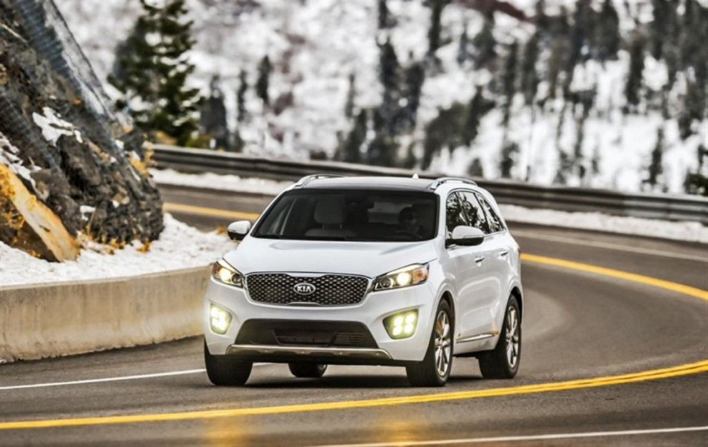 2016 Kia Sorento Review – Price & Seating Options