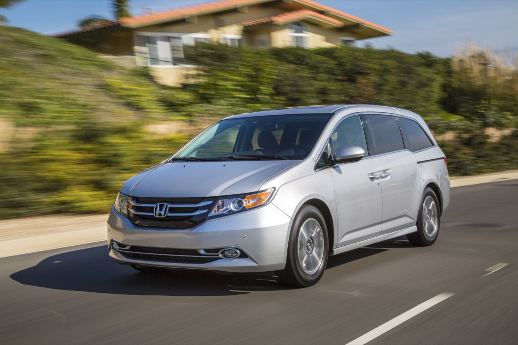 2016 Honda Odyssey Review – Price & Seating Options