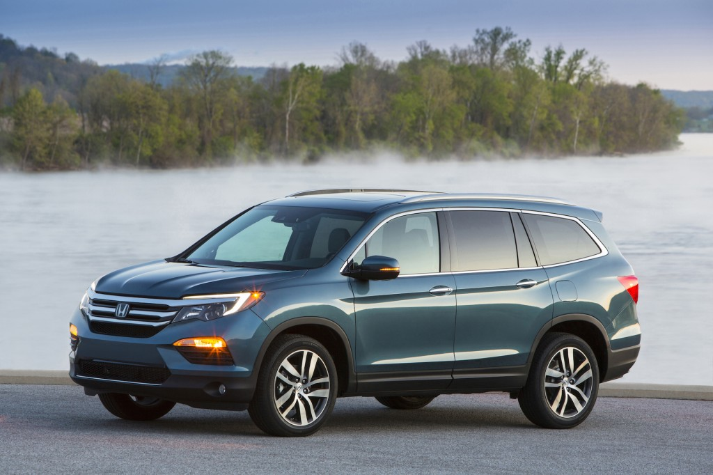 2016 Honda Pilot Review – Price & Seating Options