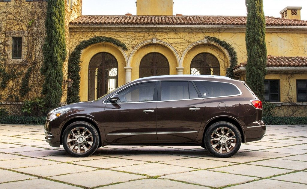 An Improved Interior Will Entice Consumers Looking For A More Upscale Penger Suv Allowing Its
