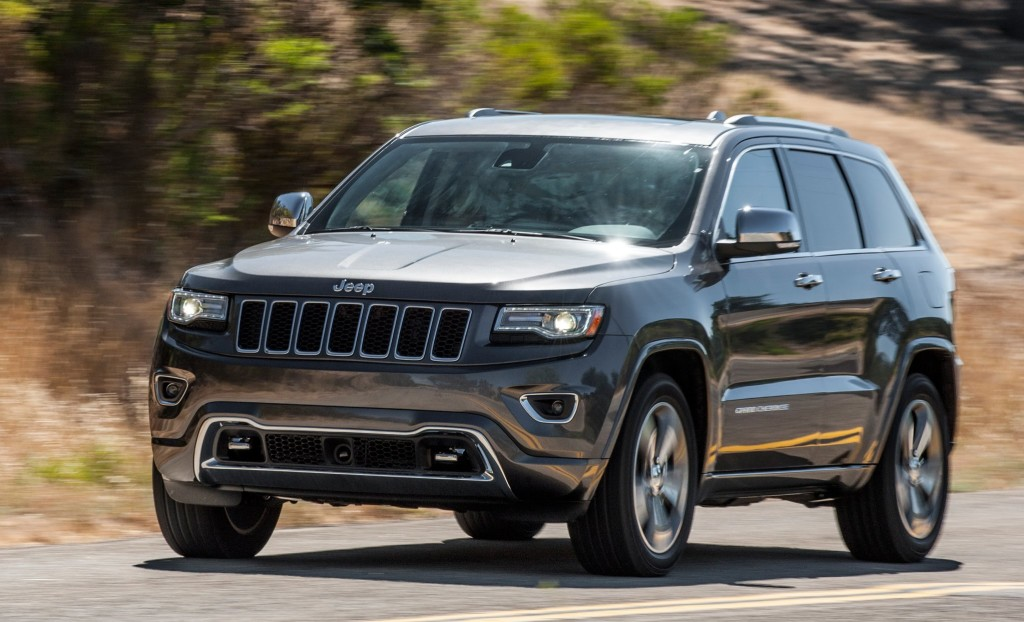 2016 Jeep Grand Cherokee EcoDiesel