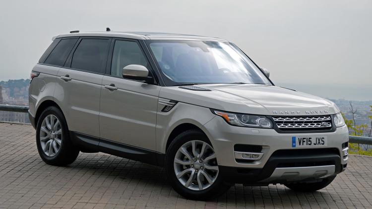 2016 Land Rover Range Rover & Sport