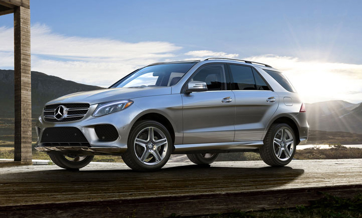 The 10 best diesel suvs in 2016 reviews sortable list for Mercedes benz bluetec suv
