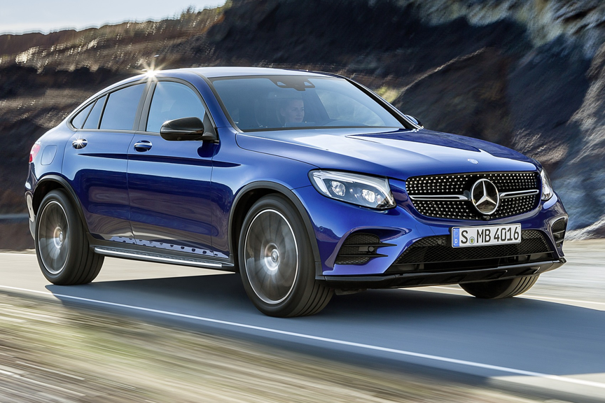 2016 Mercedes-Benz GLC250d