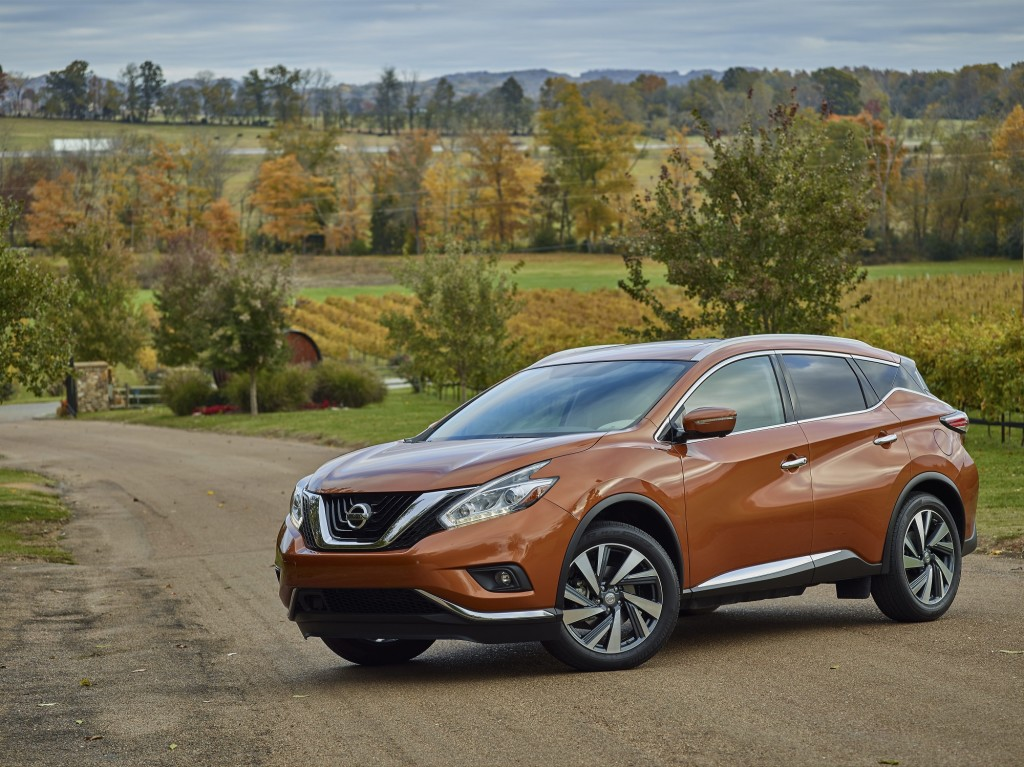 The 2016 Nissan Rogue Is The Most Fuel Efficient Gasoline Powered SUV That  Seats At Least 7. Nissan Has Become Skilled At Producing Modern, Economical  And ...