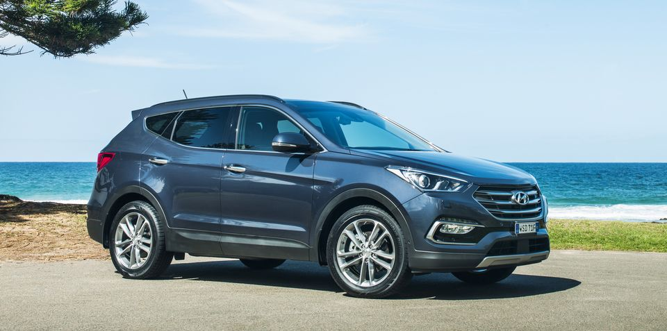 Undergoing A Significant Overhaul For 2017 The Hyundai Santa Fe Is Well Rounded Suv Anyone Looking To An Affordable Family Crossover