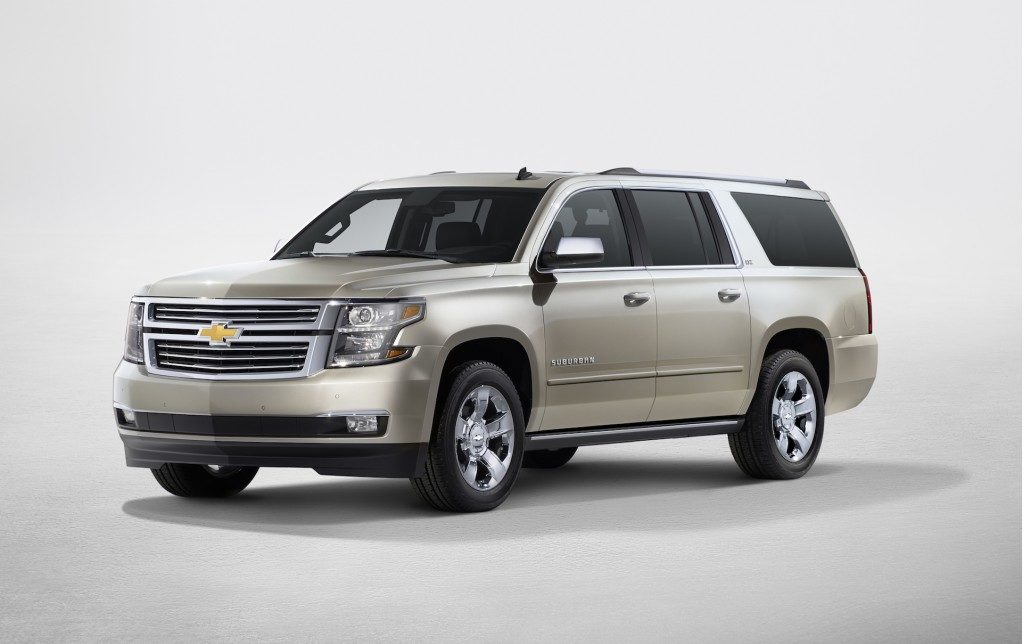 3 Best 9 Passenger SUVs on the Market in 2016