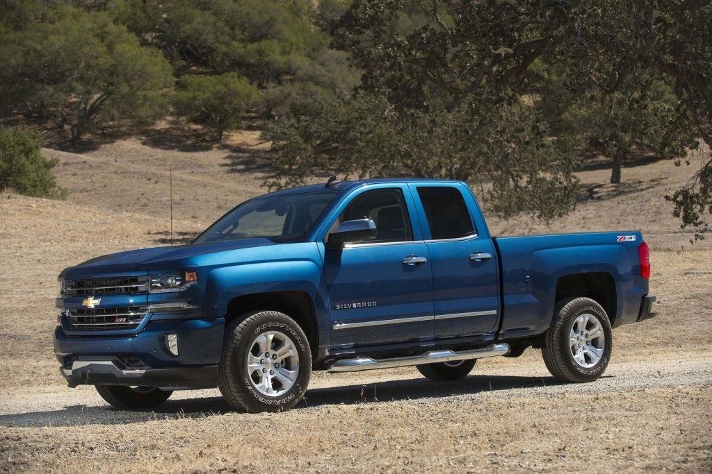 With Just As Many Configuration Options Ford Pickups The Silverado Can Be Tailored To Suit Almost
