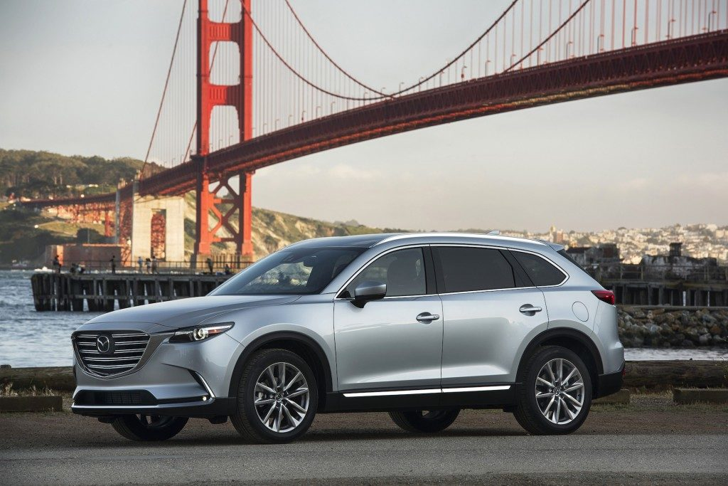 2017 Mazda Cx 9 Review Seating Capacity 3rd Row