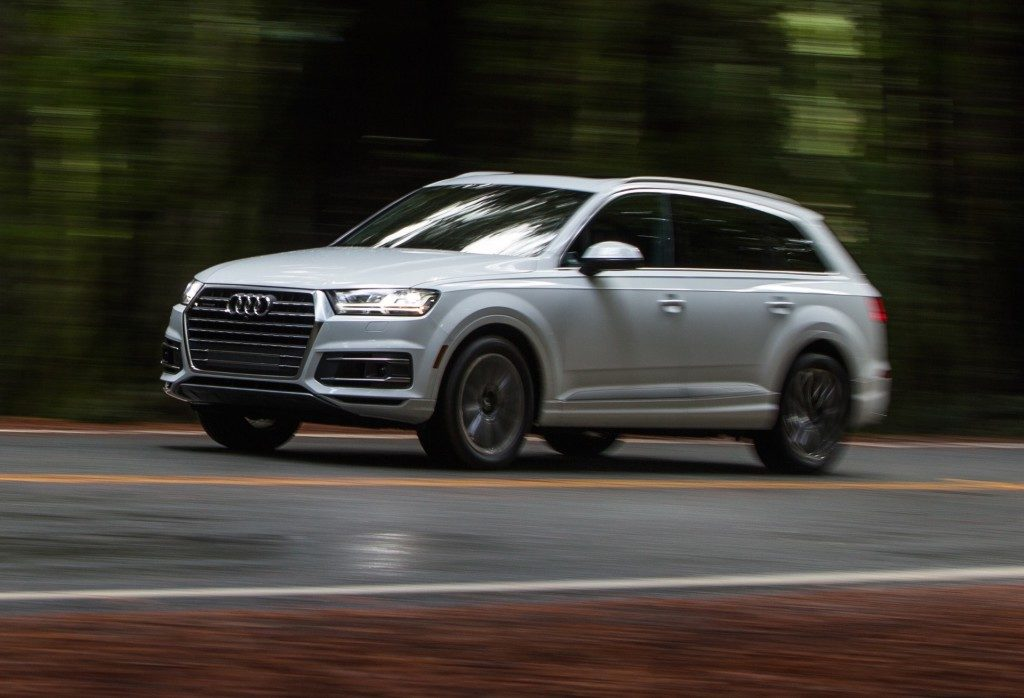 Vehicles With 3rd Row Seating >> 2017 Audi Q7 Review, Seating Capacity, 3rd Row