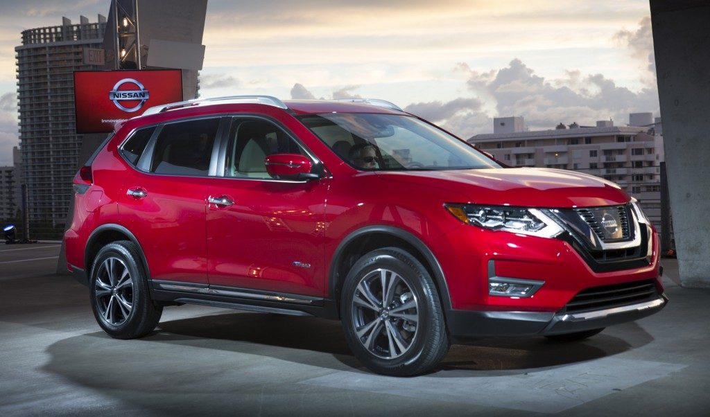 Nissan Rogue 3rd Row >> 2017 Nissan Rogue Review Seating Capacity 3rd Row