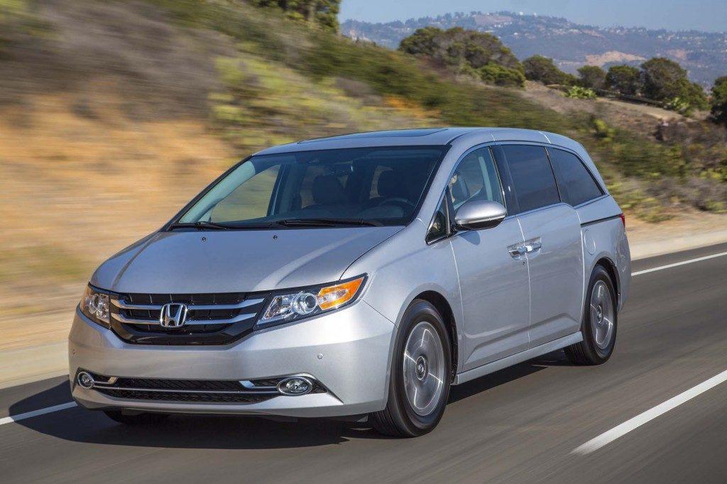 2017 Honda Odyssey Configurations >> 2017 Honda Odyssey Review Seating Capacity 3rd Row